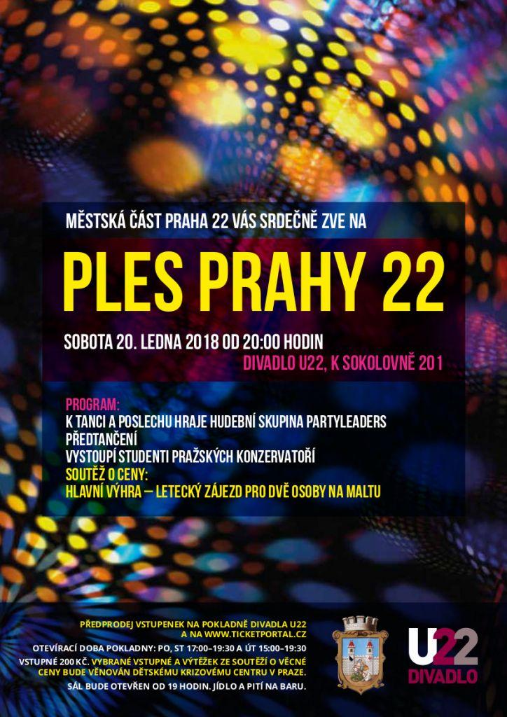 Ples Praha 22