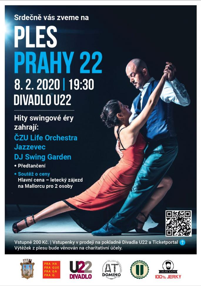 Ples Prahy 22