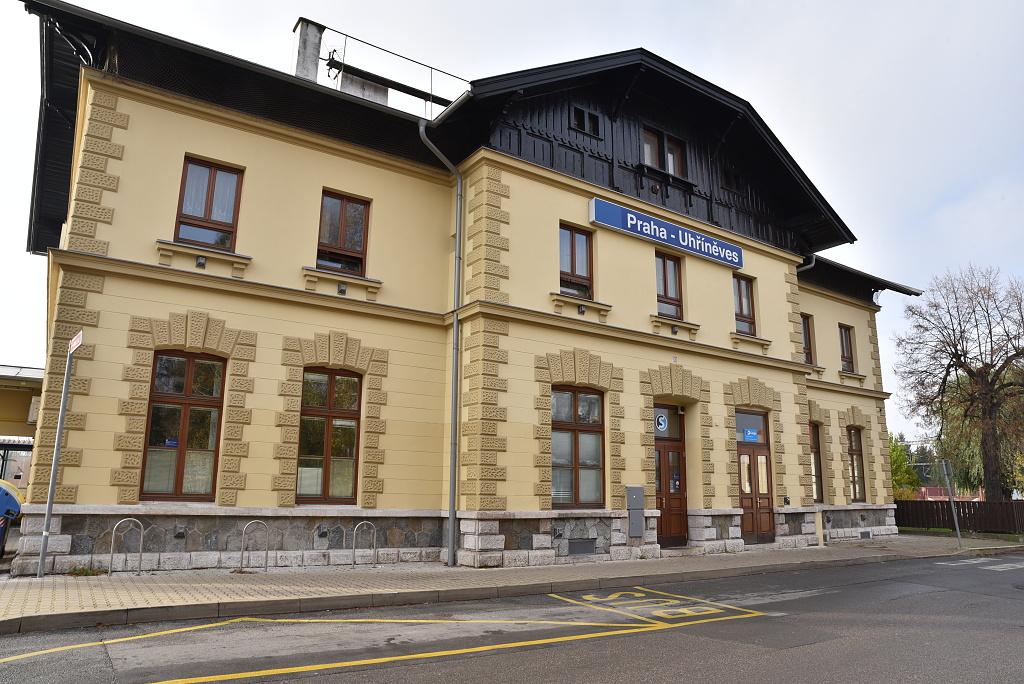 foto nádraží