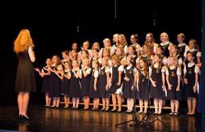 Podzimní koncert dětského sboru Jiskřička 1